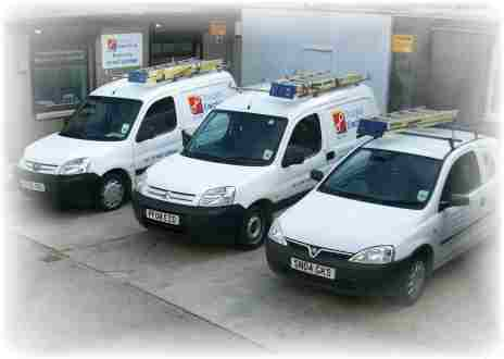 Douglas Electrical Fleet